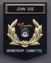 Just another example of fraternal namebadges