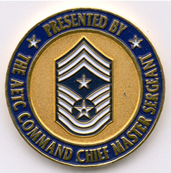 Stimulate YOUR group with 'Challenge Coins'....